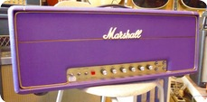 Marshall Plexi 100 Watts 1969 Purple