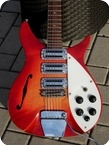 Rickenbacker 1996 Rose Morris 325 Model 1964 Fireglo