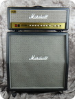 Marshall JCM 2000 Limited Edition Halfstack Black