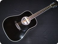 Martin D35 Johnny Cash 2009 Ebony