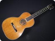 Brazilian Rosewood Parlour Guitar 1920 Natural