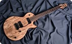 MacPherson Guitars The Preacher Flat Top Trem Model 2015 Natural High Gloss