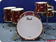Pearl Masterworks Artisan 2016 Red Eucalyptus High Gloss