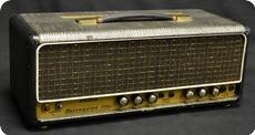 Selmer Bassmaster 50 1964 Croc Skin