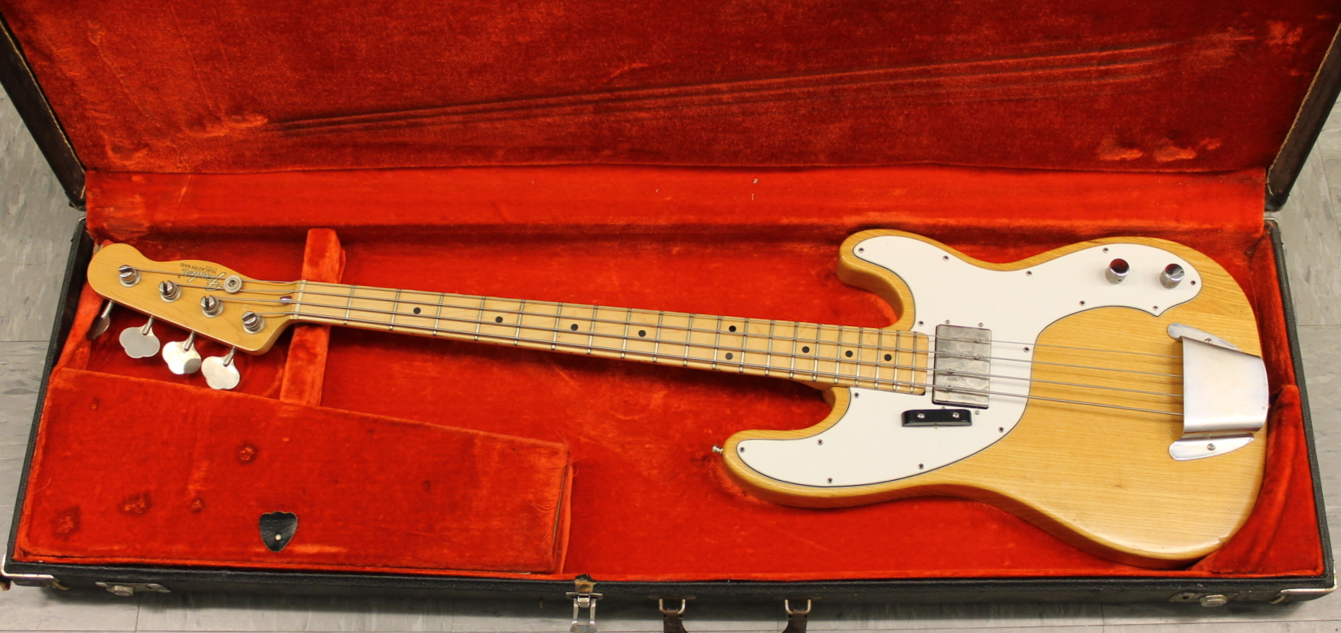 fender telecaster bass 1972 bass for sale kitarakuu. Black Bedroom Furniture Sets. Home Design Ideas