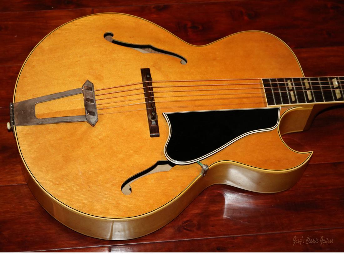 gibson l4 cn cutaway gat0381 1950 guitar for sale garys classic guitars. Black Bedroom Furniture Sets. Home Design Ideas
