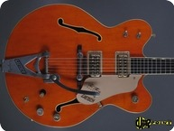 Gretsch 6120 DC Chet Atkins 1966 Orange