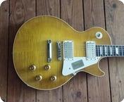 Gibson CS8 58 Reissue 2015 Lemonburst