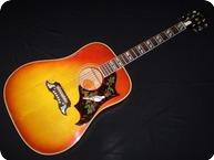 Gibson Dove 1965 Sunburst