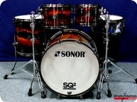 Sonor SQ2 Special Edition 2016 Special Air Brushed Stella Spire Finish High Gloss