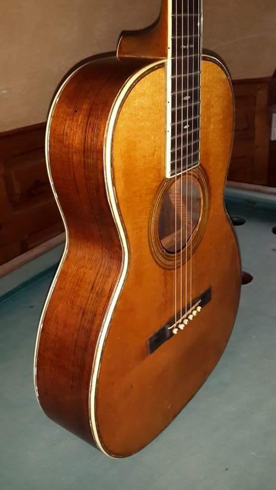 c f martin 00 45 1927 guitar for sale. Black Bedroom Furniture Sets. Home Design Ideas
