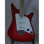 Musicman Albert Lee 1998 Red