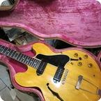 Gibson ES 330 1959 Blond