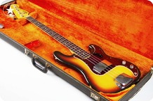 Fender Precision 1969 Sunburst