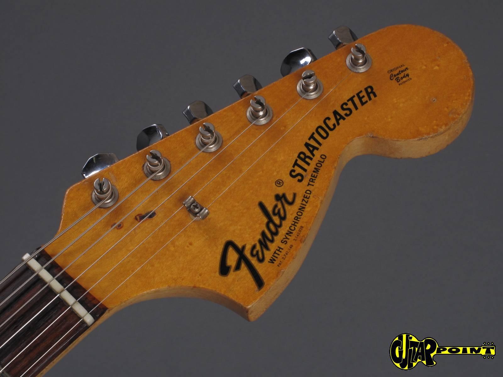 Vintage Fender Strats 2