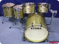 Tama Starclassic Maple 2016 Vintage Gold Sparkle High Gloss