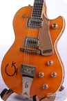 Gretsch 7620 1974 Orange