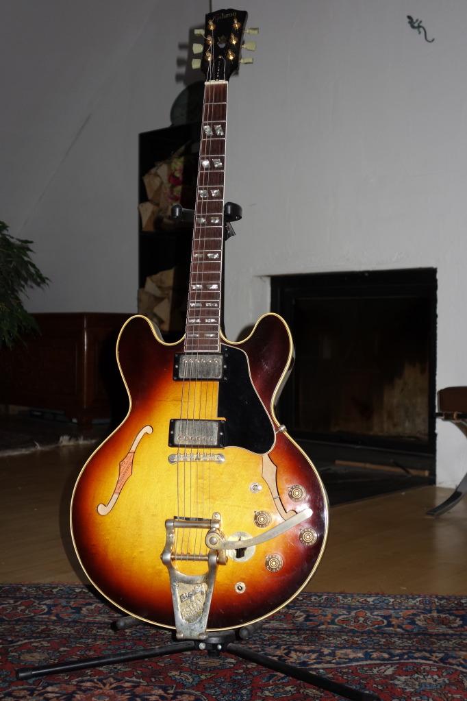 gibson es 345 td 1968 sunburst guitar for sale gitman 39 s specials. Black Bedroom Furniture Sets. Home Design Ideas