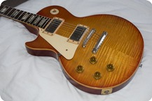 TM Les Paul 2007 Sunburst