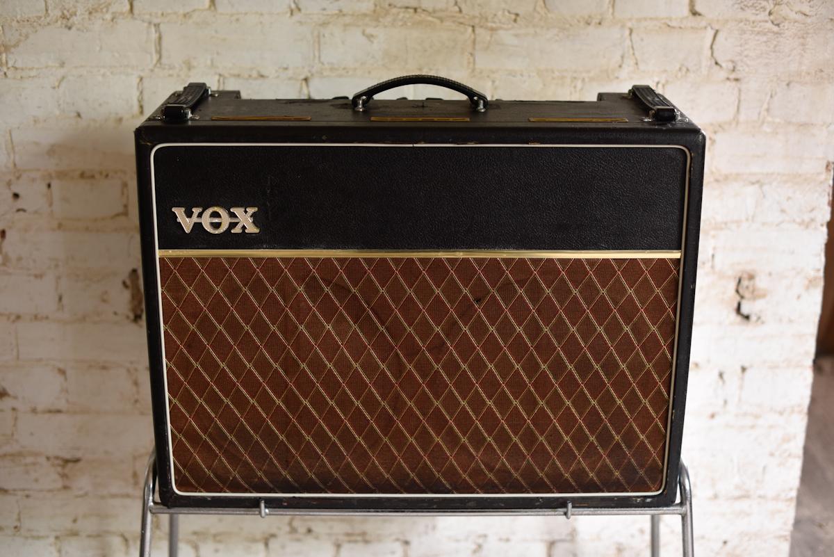 VOX JMI AC30 1962 Black Amp For Sale Guitaravenue Ltd