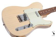 Fender Dealer Select Wildwood 10 61 Telecaster 2013 Faded Vintage Blonde