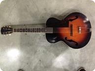 Gibson Recording King 1937 Sunburst