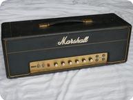 Marshall Plexi JTM 50 1966 Black