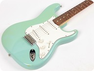 Fender Custom Shop Stratocaster 1960 NOS 2004 Surf Green