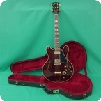 Gibson ES 345 TD 1980 Winered