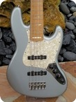 Fender Jazz Bass Custom Classic Custom Shop 2005 Ice Blue Metallic