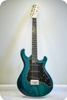 PD Guitars Strat 2016 Bluegreen