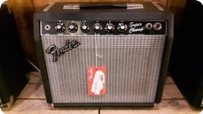 Fender Super Champ 1983 Blackface