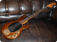 Music Man Stingray 1980 Brown Chestnut