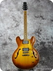 Heritage Modell 535 Antique Burst