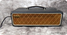 Vox T 60 Top 1961 Black Tolex