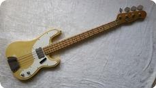 Fender Telecaster Bass Ex Artist 1973 Blonde