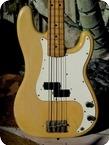 Fender Precision Bass 1973 See Thru Blonde