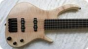 Shuker Custom Horn 5 Bass 2015 Natural Flamed Maple