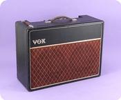 Vox AC 30 1962 Black
