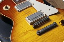 Gibson Les Paul Custom Shop Murphy Aged Historic Reissue R9 1959 1999 Ice Tea Sunburst
