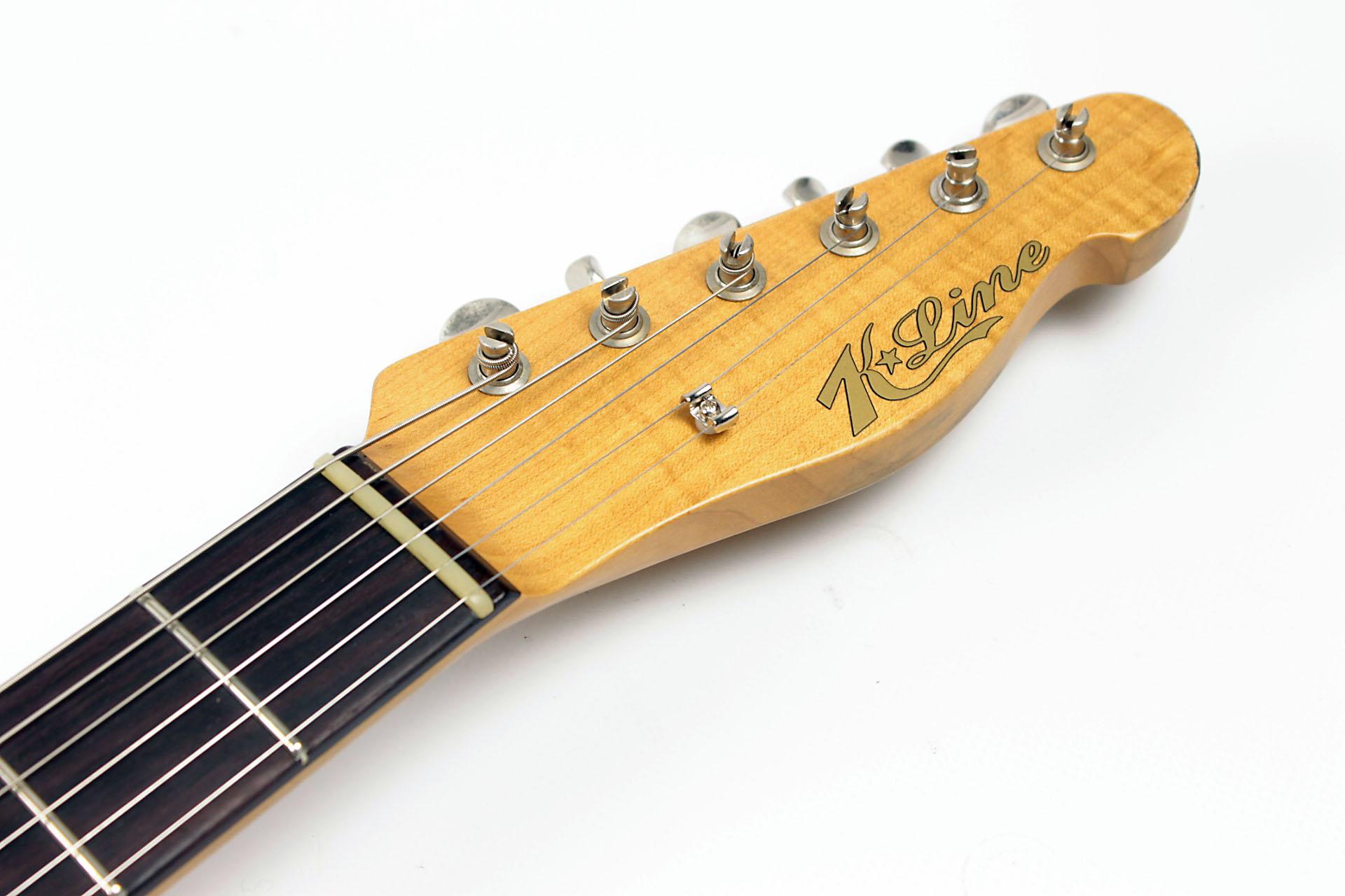 K Line Guitars K Line Truxton Traditi...