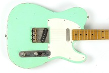 K Line Truxton Traditional 50s 2016 Surf Green Relic