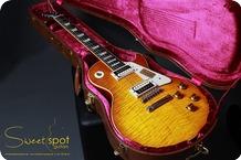 Gibson Custom Shop Collectors Choice 4 Sandy 1959 Standard Historic Reissue 2012 Sandy Sunburst