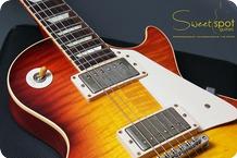 Gibson Custom Shop Mike Bloomfield 1959 Standard Historic Reissue 2009 Dark Cherry Sunburst