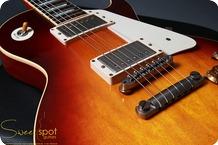 Gibson Custom Shop Les Paul 1959 ROSIE Historic Reissue Collectors Choice 11 Custom Shop 2013 Aged Dark Cherry Sunburst