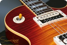 Gibson Custom Shop Les Paul Pre Historic 1989 Cherry Sunburst