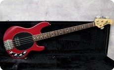 Music Man Stingray 1995 Trans Red
