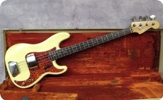 Fender Precision 1962 Blonde