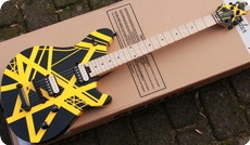 Evh WOLFGANG Special TOM 2015 Black Yellow