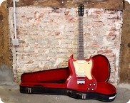 Gibson Melody Maker 1965 Red